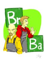 Breaking Bad by KnoppGraphics