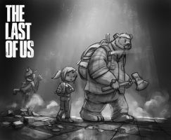 The Last of Us by Delun