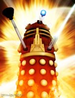 The Supreme Dalek by Mecha-Potato-Alex