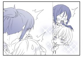 shion and nezumi,kuroh and isana~ by IceSugarTeaSweet