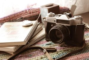 Zenit-E by lumaryphotography