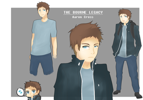 The Bourne Legacy by Enacchi