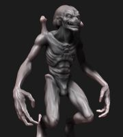 PumpkinHead Zbrush WIP by FoxHound1984