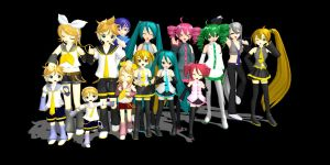 Deluxe MMD Animesa Model Download Pack by Musica-Anima-est