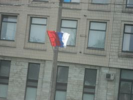 Russian Flag2 by Dream-tyan