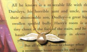 Golden Snitch by Peaceofshine