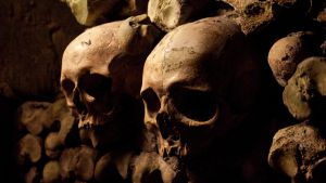 Les Catacombes by Disciple86