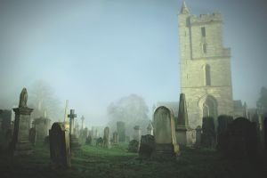 Church of the Holy Rude, Stirling, Scotland III by younghappy