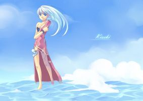 Walk on water - Kiseki by Uberzers