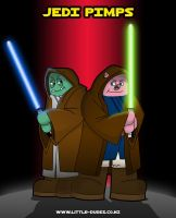 Jedi Pimps by mrdeflok