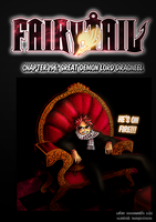 Fairy Tail cap 196 colored by RavenNoodle
