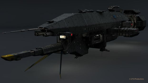 B5 Warlock Destroyer WIP 24 by 2753Productions