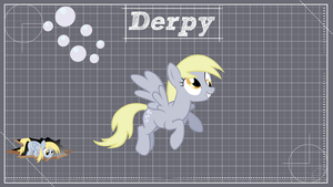 Derpy Design Clear by ikonradx
