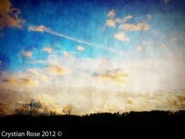Paper Sky by cryas