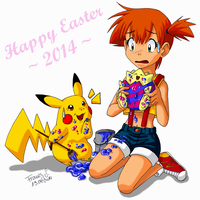 PKMN - What Being An EasterEgg Means by MiyaToriaka