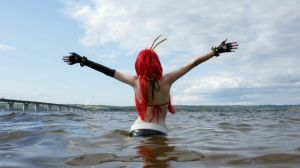 Yoko Littner cosplay by Neka-chi