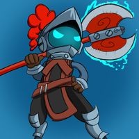 Spiral Knight by Soap9000