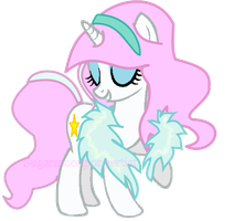 Twinkle Star I will be famous! by SugarMoonPonyArtist