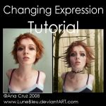 Changing Expression Tutorial by Lune-Tutorials