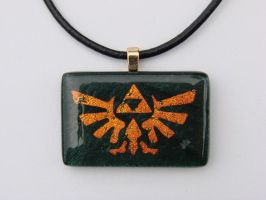 Custom LOZ Twilight Princess by FusedElegance
