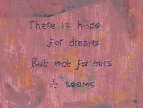 Hope (for others' dreams) by Arieegreen