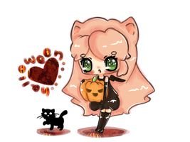 Halloween 2k11 I by kahwiichan