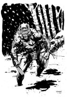 Weapon X by stokesbook