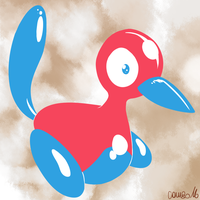 233 - Porygon 2 by Combo89