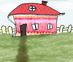 My crazy house XD by Ardnaksela