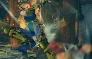 CAMMY  KingCostume CANNON STRIKE Screenshot by YUKARIN2012
