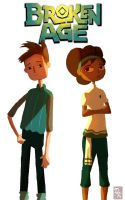 Broken Age by Sherlu