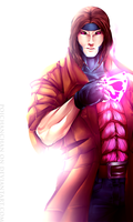 Gambit Collab *v* by Poichanchan