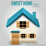 Sweet Home Icon by antonlife