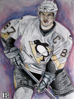 Sidney Crosby by skepticmeek