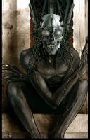 THE RATTLEHEAD by carcassius
