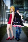 Panty and Stocking by Enilokin
