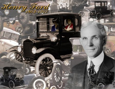 the flivver king henry ford The flivver king's wiki: the flivver king: a story of ford-america is a novel by upton sinclair, published in 1937, that tells the intertwined stories of henry ford and a fictional ford.