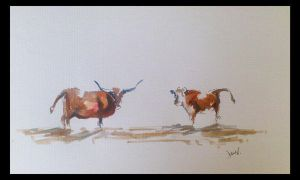 The Shitting Cows by Obs3ss1On