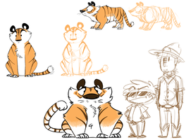 Tigersssss by Wotisthis