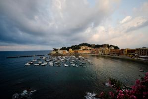 Sestri Levante - Italy by Bl4ck-Ice