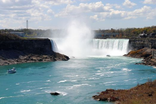 Canadian Falls. by cdaniellee
