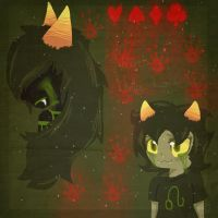 Nepeta and Disciple by OC79