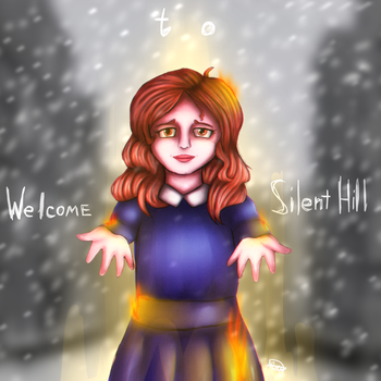 Welcome to Silent hill by DarkRay777