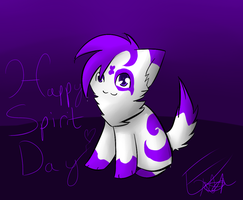 ~Happy Spirit Day~ by Exonan