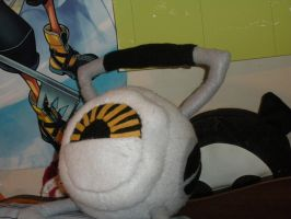 space core plush complete by HeatherMason76