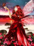 Red Fairy by Jassy2012