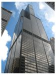 The Sears Tower Is Tall by homrqt