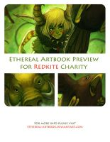 Ethereal Artbook Preview by Ry-Spirit