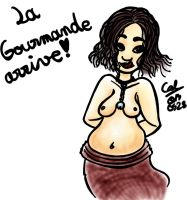 2015-05-28 - La Gourmande arrive ! by carbonacat