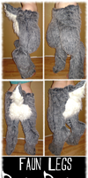 Faun Legs by devious-designsfx